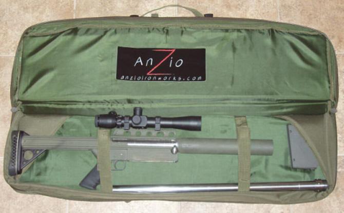 338 lapua magnum rifle